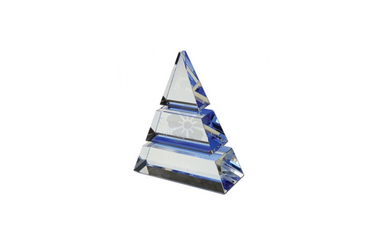 Optical Crystal Luxor Award