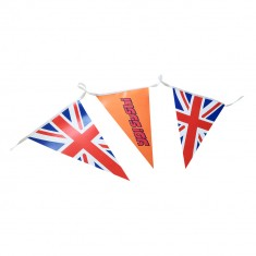 Outdoor Poly-Bunting