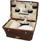 Paul Bocuse Willow Picnic Basket