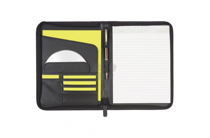 Pembury A5 Zip Folio