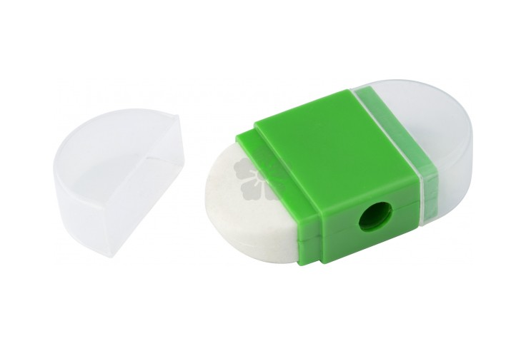 Pencil Sharpener with Eraser