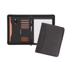 Penshurst A4 Zipped Conference Folder
