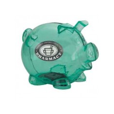 Piggy Bank Translucent