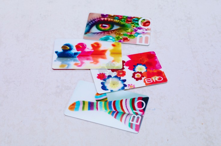Plastic Membership Cards
