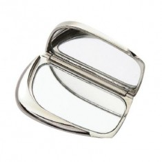 Polished Compact Mirror