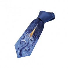 Pure Silk Printed Ties