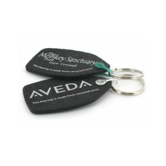Recycled Tyre Key Fob