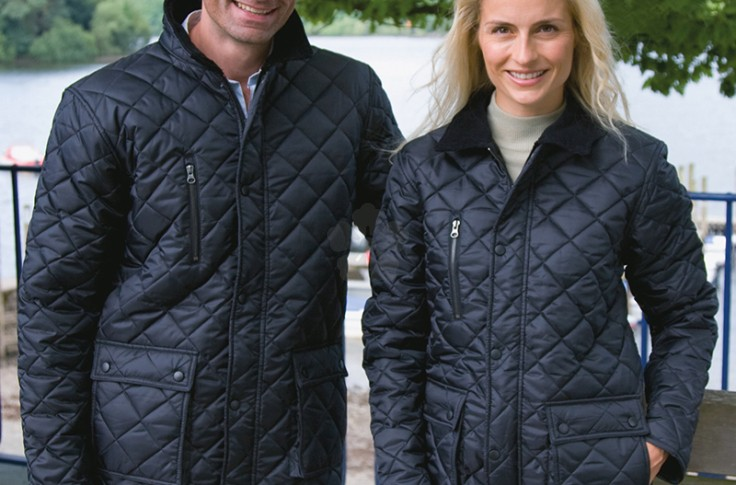 Result Quilted Jacket