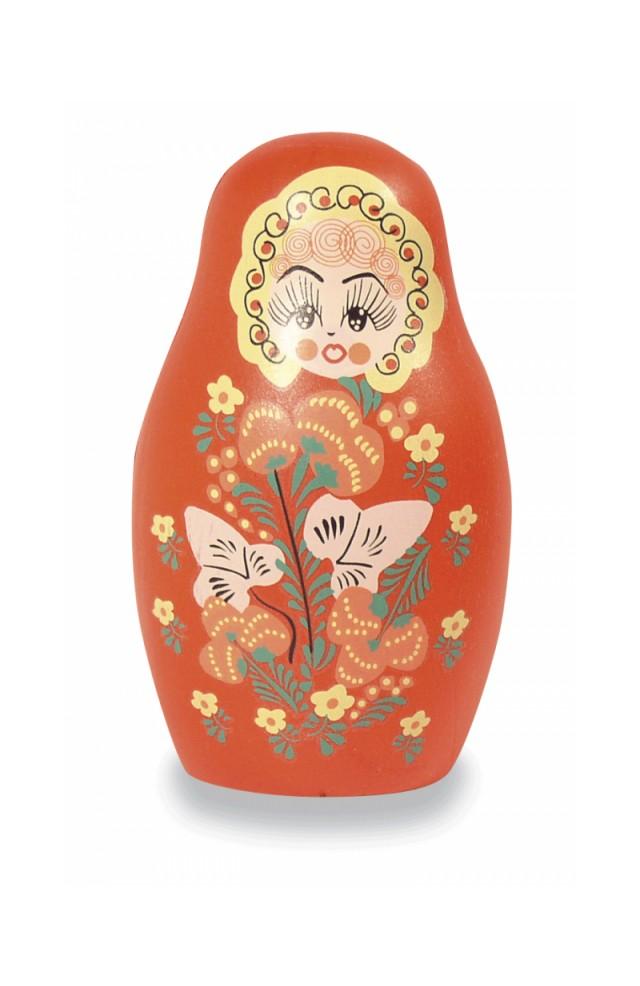 Russian Toys Dolls 104