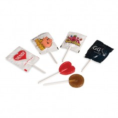 Small Flat Lollipop