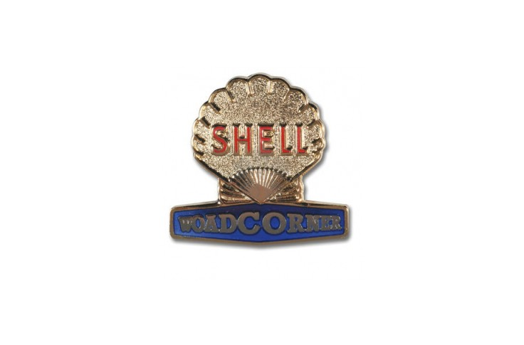 Soft Enamel Iron Badge
