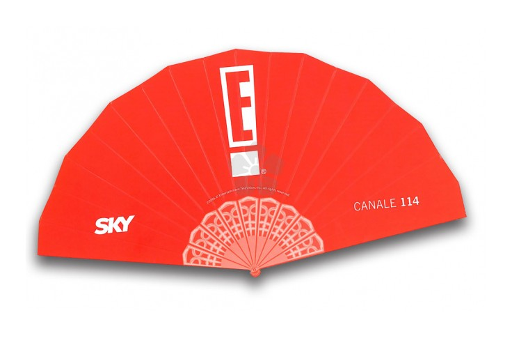 Non Folding Spanish Fan