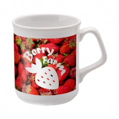 Sparta Dye Sublimation Mug