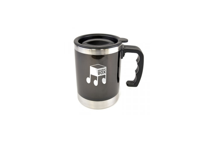 Stainless Steel Thermo Mug Oklahoma City