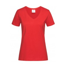 Stedman ladies V-Neck T-Shirt