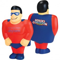 Super Hero Stress Item