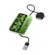 Vector 3-In-1 Charging Card