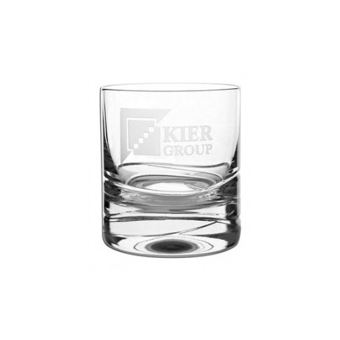 Verona Lead Crystal Whisky Tumbler