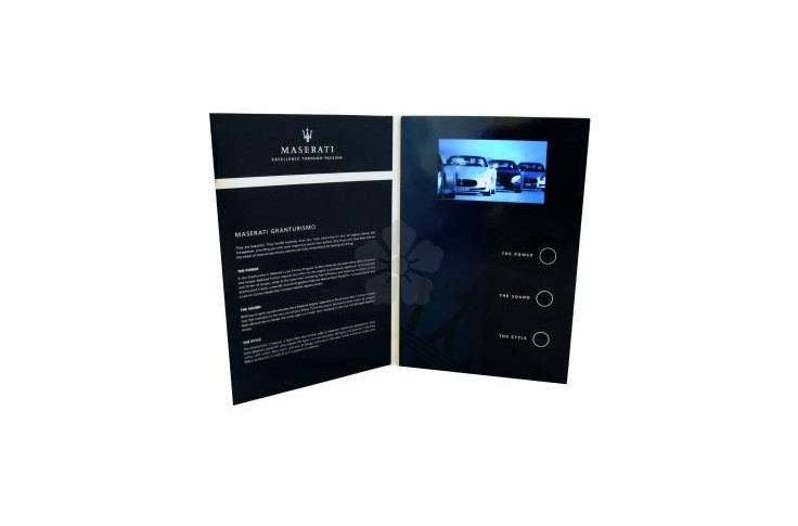 Video Mailer Card