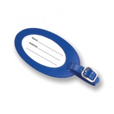 Warwick Oval Luggage Tag