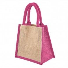 Wells Tiny Jute Gift Bag