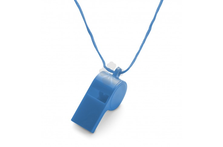 Whistle with Neck Cord