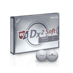 Wilson Staff DX2 Soft Golf Ball