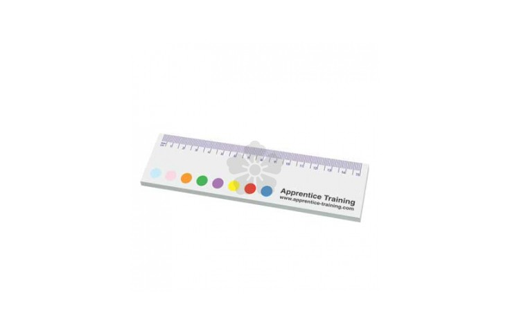 Sticky-Smart Notes - Ruler