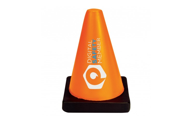 Traffic Cone Stress Item