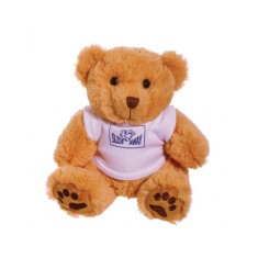 "10"" Dexter Bear and T Shirt"