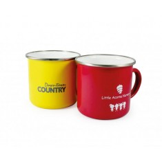 11oz ColourCoat Enamel Mug