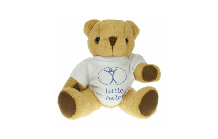 20cm Henry Bear with T-Shirt