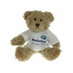 25cm Bambury Bear with T-Shirt
