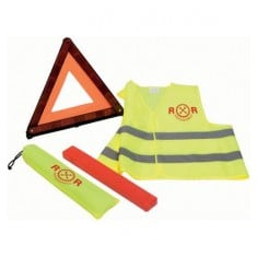 2 Piece Emergency Car Kit