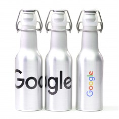 350ml Swing Top Aluminium Bottle