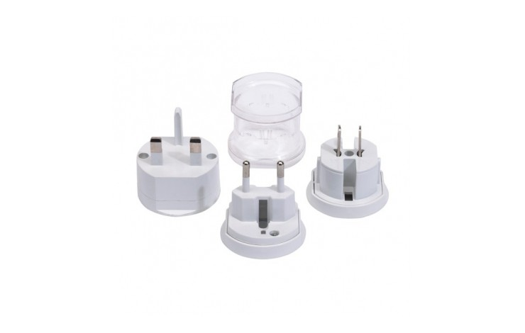 3 in 1 Travel Adaptor