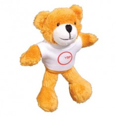 "4.5"" Archie Bear with T Shirt"