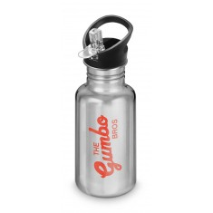 500ml Stainless Steel Bottle with Flip Straw