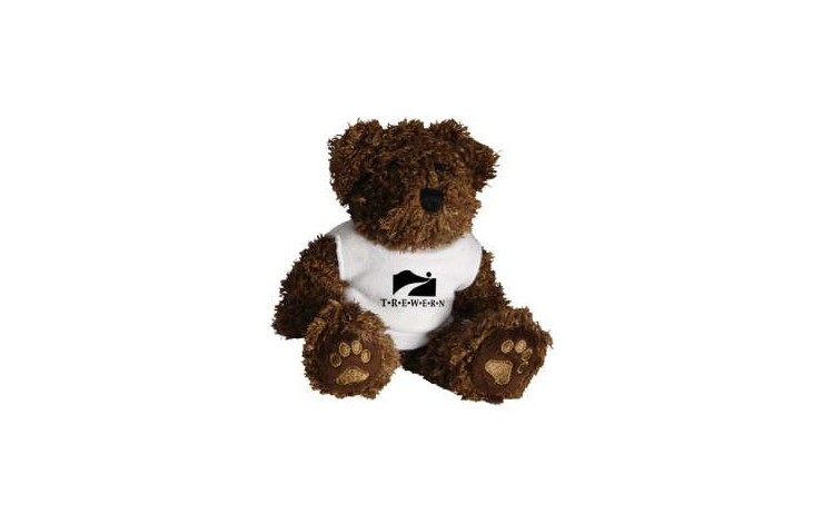 "5"" Charlie Bear with T Shirt"
