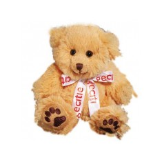"5"" Dexter Bear with Bow"