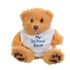 "5"" Dexter Bear with T Shirt"