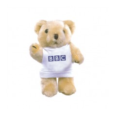"5"" Honey Bear with T-shirt"