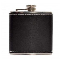 6oz Leather Hip Flask