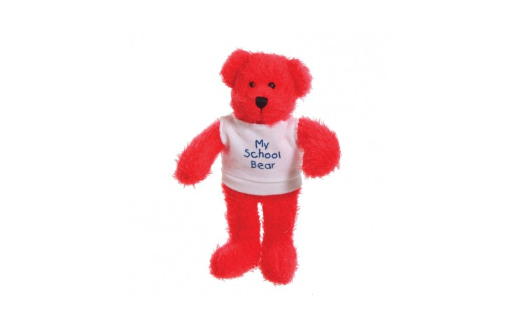 "7 "" Oscar Bear and T Shirt"