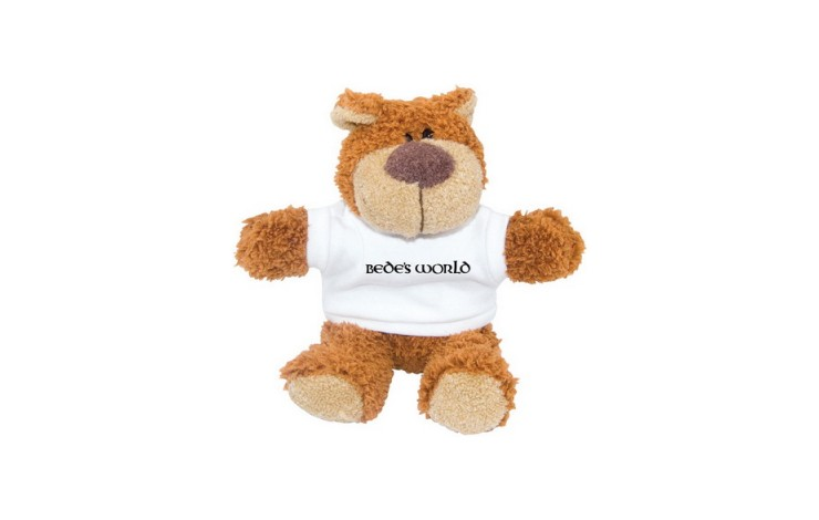 8 inch Buster Bear and T Shirt