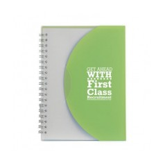 A5 Curve Notebook