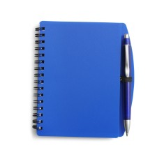 A6 Spiral Note Book and Ballpen