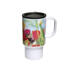 Acrylic Travel Mug