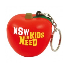 Apple Stress Keyring