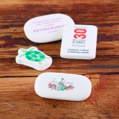 Artist Quality Small Pebble Eraser
